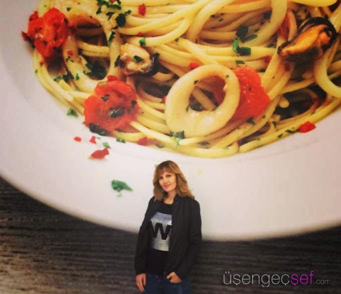 usengec-sef-makarna-kalamar-spagetti