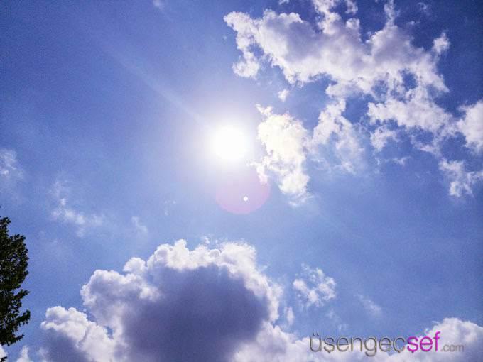mavi-gokyuzu-gunes-yaz-bulut