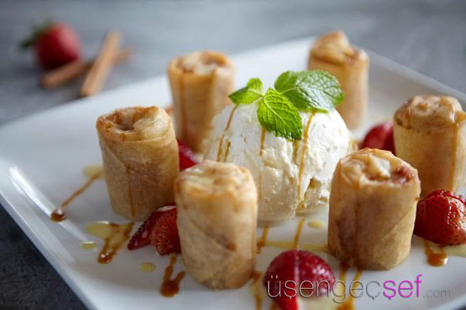 philip-chiang-pf-changs-banana-spring-roll-desert