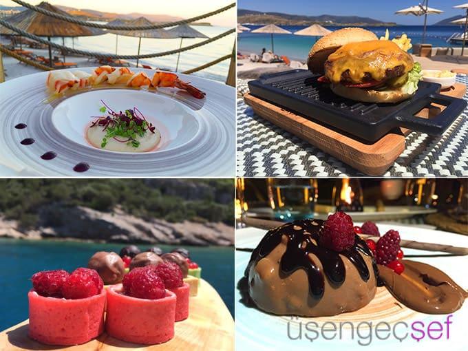 caresse-bodrum-resort-luxury-deniz-la-plage-yemek