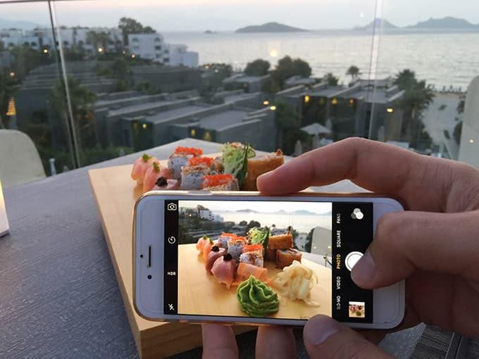swissotel-resort-bodrum-beach-sushi-deniz-manzara