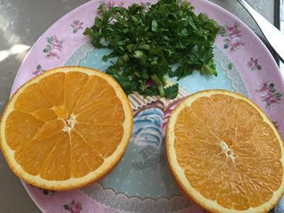 Adım adım Fotoğraflı resimli zeytinyağlı kereviz yemeği tarifi