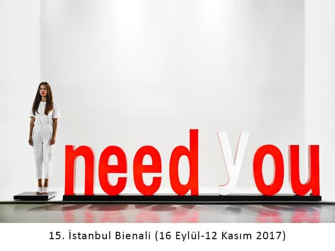 15. istanbul bienali, iyi bir komşu