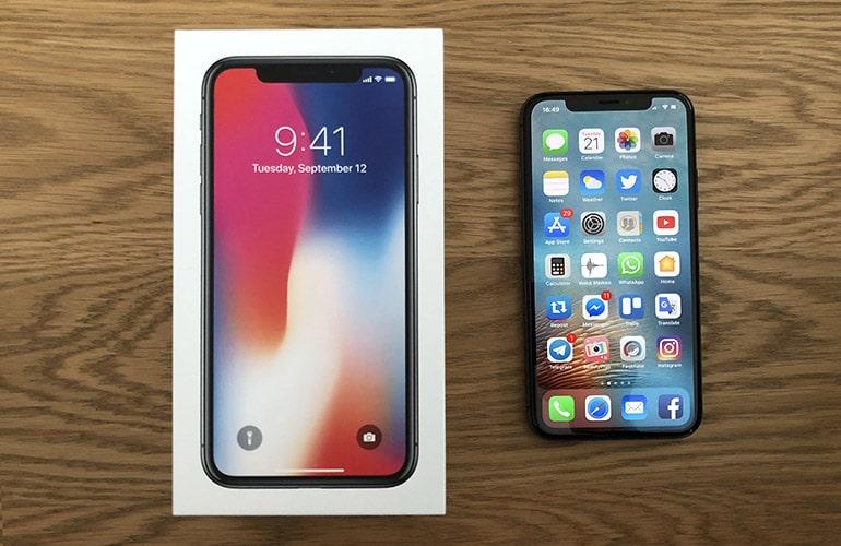 iPhone X - Apple'ın En Yeni Akıllı Telefonu