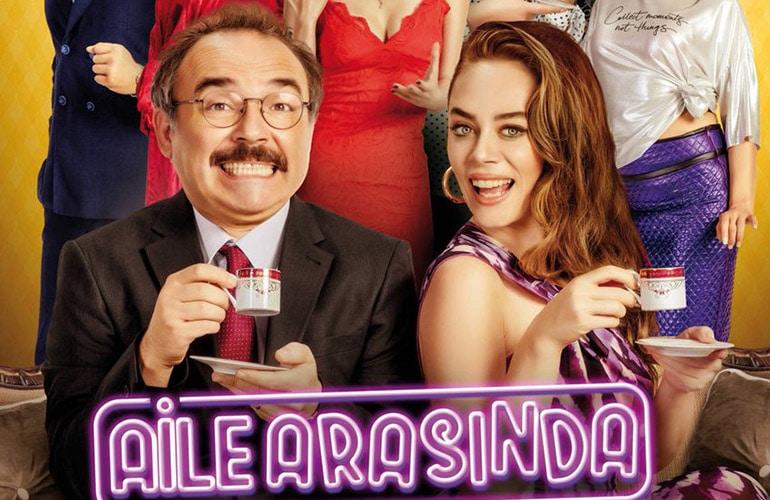 Aile Arasında - Gülse Birsel'den Harika Bir Komedi Filmi