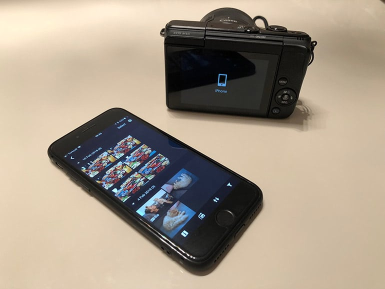 canon-camera-connect-m10-aynasiz-fotograf-makinesi