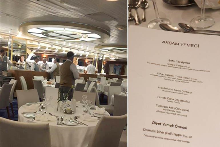 yunan-adalari-gemi-turları-cruise-usengec-sef-yemek