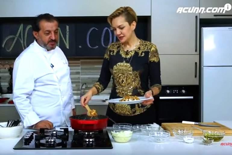Şef Mehmet Yalçınkaya ile Şefler Mutfakta Programı